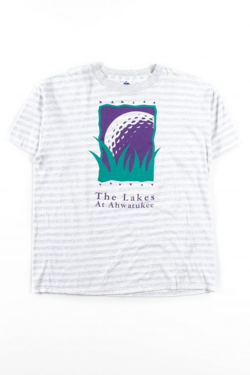 The Lakes At Ahwautukee T-Shirt (Single Stitch)