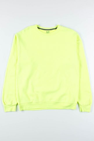 Neon Green Sweatshirt