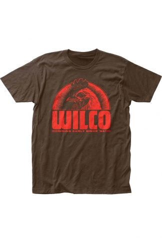 Wilco Rising Early T-Shirt