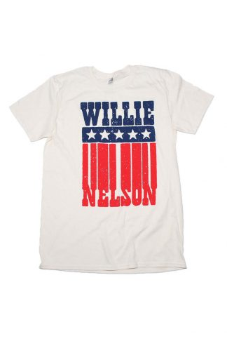 Willie Nelson Americana T-Shirt