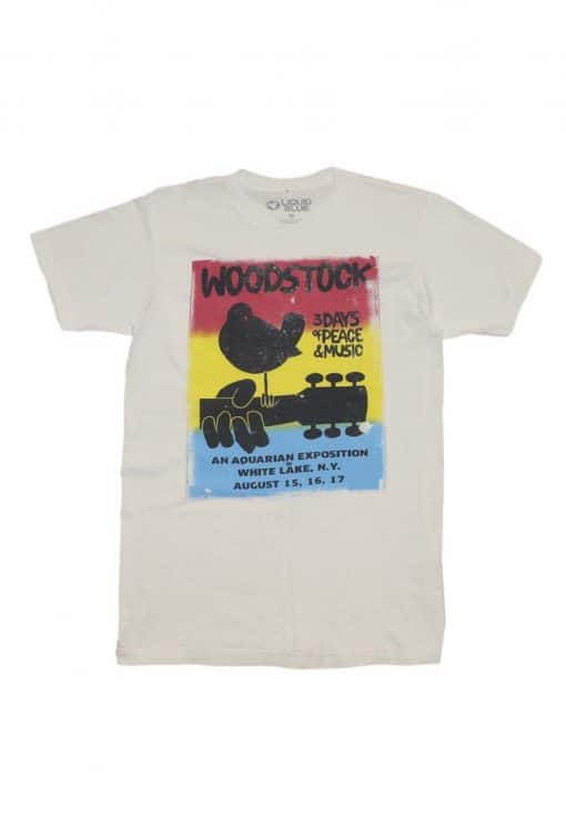 Woodstock White Lake T-Shirt
